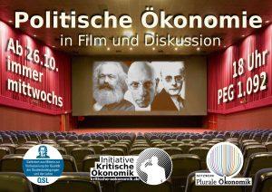 "Autonomes Tutorium: ""Zur Politischen Ökonomie des Films"" @ PEG 1.092"
